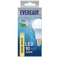 New Eveready LED Lighting Uses 80% Less Energy